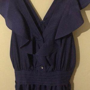 BCBGeneration Dresses - BCBG purple dress